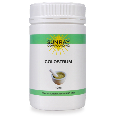Sunray Compounding Colostrum 125g
