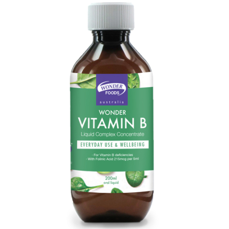 Wonder Foods Wonder Vitamin B