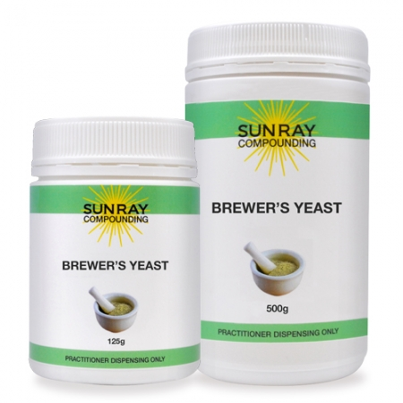 Sunray Compounding Brewer's Yeast