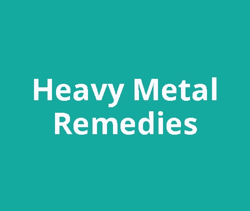Heavy Metal Remedies